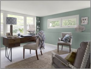 Best Green Paint Color For Home Office